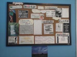 My newest Dream Board