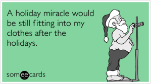 Thankfully I believe in miracles