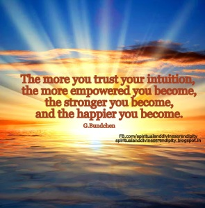 trustYourIntuition